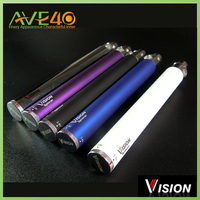 best electronic cigarette clearly marked voltage setting spinner vision