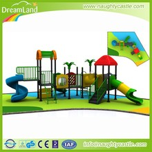 Amusement park playset children outdoor playset