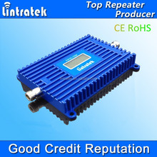 lintratek brand mini size repeater 2G repeater cell phone signal booster