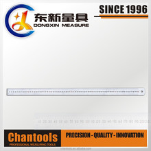 [CHANT] 60cm/24 Inch Stainless Steel Metal Ruler