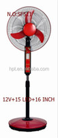 Solar Fan SF511 with lighting and USB for cell phone