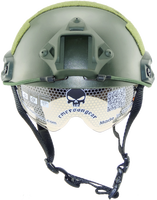 Special force tactical carbon military helmet
