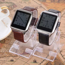 Waterproof Heart Rate Monitor Pedometer Smart Watch W3