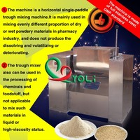 CH-20 Trough Powder Mixing Machine/Granule Blending Machine