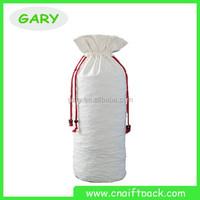 Eco Friendly Wholesale Canvas Wine Bag