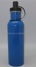 Stainless steel canteen sports bottle water bottle