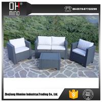 Hot sale China non - toxic patio outdoor rattan sofa