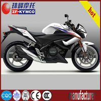 Super new design adult racing motorcycle 250cc ZF250