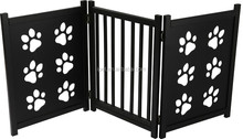 Foldable Indoor Portable Dog Gate