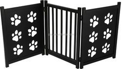Foldable Indoor Portable Dog Gate