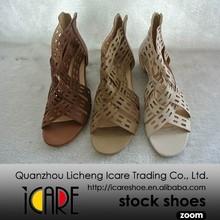 Boa qualidade preço do competidor sandálias barato e bonito