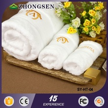 with zipper pocket and customs logo microfiber glasses washing towel