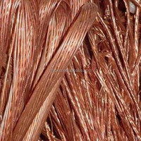 Factory Sale Copper Wire Scrap / high quality Millberry Copper Scrap 99.99% factory (Manufacturer)