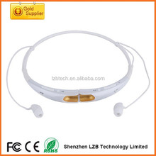 Sport bluetooth v4.0 headset for LG HBS 740 HBS 800 HBS 900 HBS 730 with long working time stereo sound Headsets HBS 740
