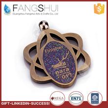 New design metal keychain valentines gift