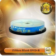 Professional Design Unprintable Blank Dvd Good Quality