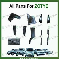 supply auto spare parts for zotye car