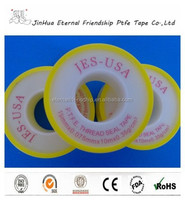 ptfe thread seal tape with colour samll boxes for water ,steam ,gas use