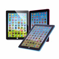 Kids Educational Computer Tablet Chinese English Learning Study Machine Toy #53642