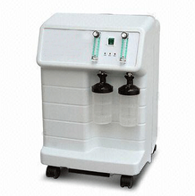 Oxygen Concentrator with Low & High Pressure Alarm