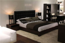 2015 new design bed italy home accessories furniture