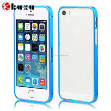 Ultra Thin Slim Shockproof Bumper Case Aluminum Metal cover case for iphone6