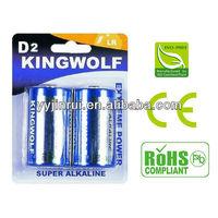 D alkaline dry battery LR20 AM-1 r20 dry battery 1.5v
