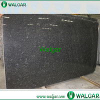 Polished Steel Grey slab synthetic granite countertops Factory Supply