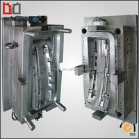Plastic auto bumper mould