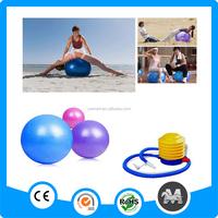 Cheap anti burst exercise yoga ball wholesale