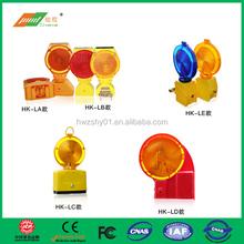 solar portable barricade light can be customized