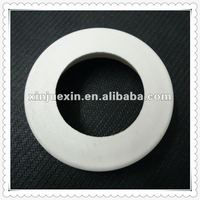 Outside diameter 38.5 mm white plastic snap rings outer circle promotional plastic circle