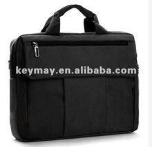 Men's 1680d portable hp 19inch black fashion laptop bags wholesale