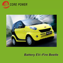 4 Wheels Chinese Electric New Car Battery SUV Vehicle with Five Persons