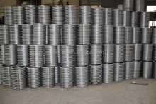 Best quality long life fctory supply plastic corrugated pipe