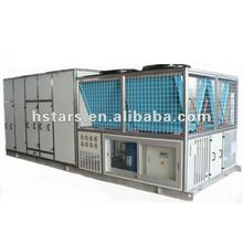 Air cooled package air conditioning unit