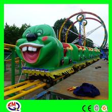 outdoor kids amusement park amusement kids track train