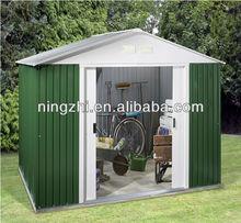 venta de almacenamiento jardín cobertizo cobertizo metálico