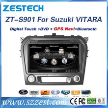 2015 auto spares parts satnavi gps navigator for SUZUKI grand vitara auto dvd radio gps system radio bluetooth dvd TV navigator