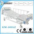 cuatro funciones cama de hospital manual con bielas