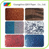 China fashion wholesale colorful handmade glitter gift wrapping paper manufacturer