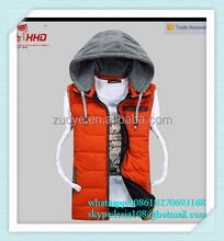 Sunny Wholesale Top Quality Padding New Stylish Outer Wear mens mongolia lamb fur vest