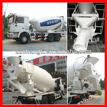 Hot sales!!! 9M3 Dongfeng,HOWO feed concrete mixer trucks for sale