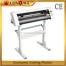 Economic type cutting plotter/vinyl cutter JK721 for sale