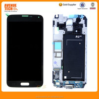 for samsung galaxy s5 lcd digitizer assembly, s5 lcd screen, for samsung galaxy s5