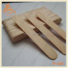 disposable skin care wooden spatulas