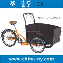 hot 24inch cargo trike tricycle for baby