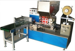 2015 new product single drinking straw packaging machine