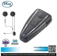 Helmet Bluetooth Intercom System/Stereo Bluetooth Interphone Motorcycle