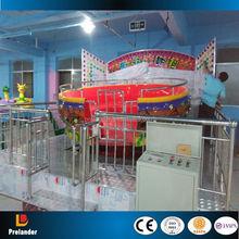 2015 new model amusement park rides rotating disco tagada for sale